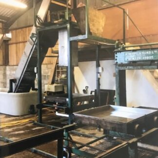 New mill and press